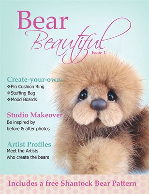 Issue One Bear Beautiful