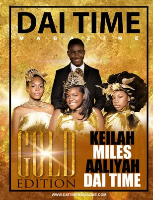 Dai Time Magazine Gold Edition