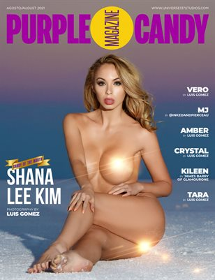 PURPLE CANDY  AUGUST 2021