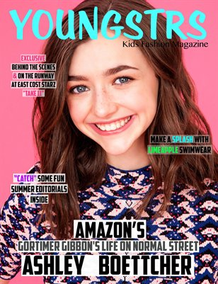 Youngstrs Magazine Summer 2016 Issue
