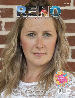 Reno Talent Magazine May 2017 Edition