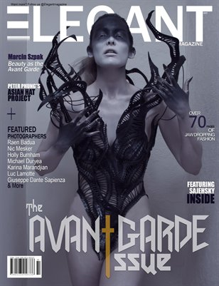 The Avant Garde Issue (Oct 2013)
