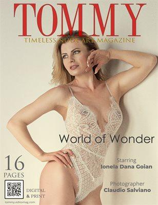 Ionela Dana Goian - World of Wonder - Claudio Salviano