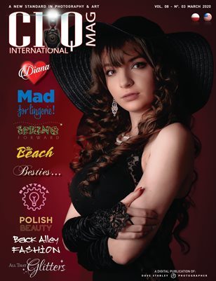 CliQ MAG INTERNATIONAL - MARCH 2020
