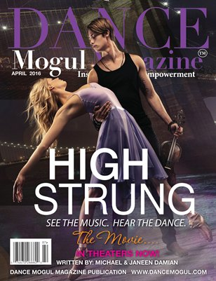 HIGH STRUNG the Movie Special Magazine Review