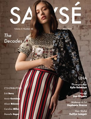 SALYSÉ Magazine | Vol 4 : No 46 | May 2018