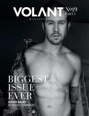 VOLANT Magazine #19 - BIGGEST ISSUE EVER Part I