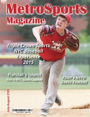 MetroSports Magazine July/August 2015