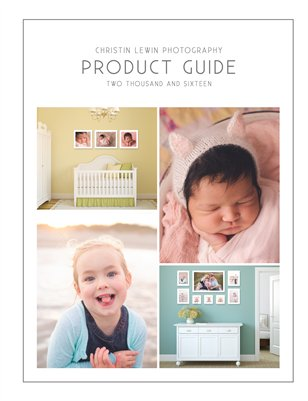 THE 2016 Christin Lewin Photography Client Guide