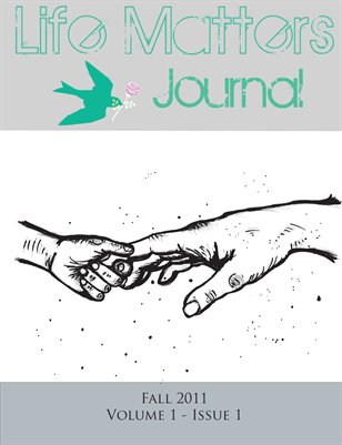 Life Matters Journal - volume 1 - issue 1