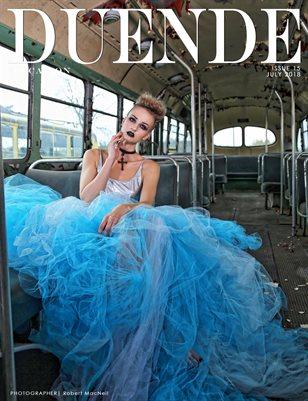 Duende Magazine _ Issue 15 Alt Cover