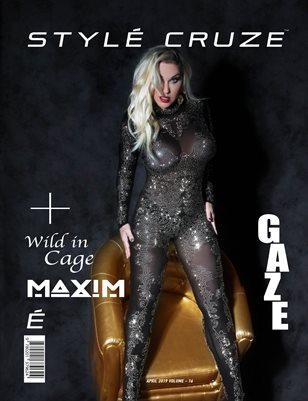 APRIL 2019 Issue (Vol: 16) | STYLÉCRUZE Magazine