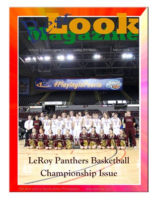 Best Look Magazine - LeRoy Basketball Championship Issue