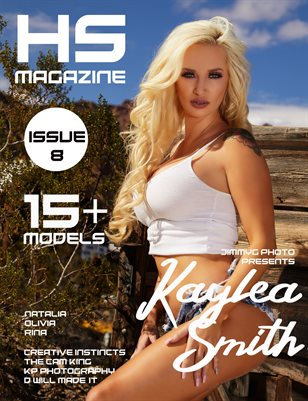 HunniShotz Magazine Issue 8 Kaylea