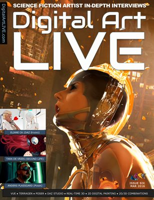 Digital Art Live issue 6