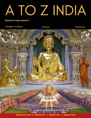 A TO Z INDIA - JUNE 2018