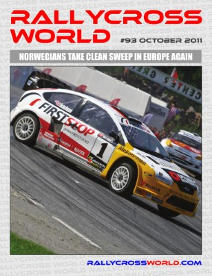 Rallycross World #93 October 2011