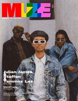 Julian James & Steffon & Tammuz Lee