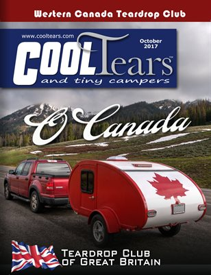 Cool Tears and Tiny Campers Magazine October 2017