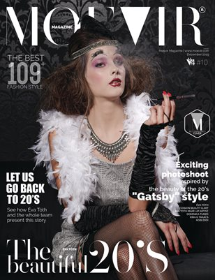 #10 Vol4 Moevir Magazine December Issue 2019