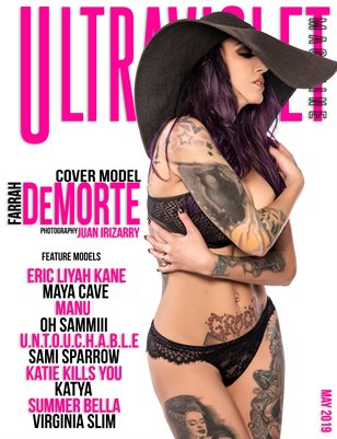 ULTRAVIOLET Magazine: May 2019 Cover One