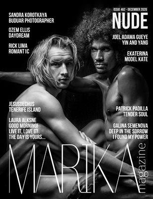 MARIKA MAGAZINE NUDE (ISSUE 462 - DECEMBER)