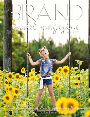 Brand Model Magazine  Issue # 222