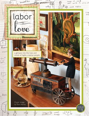 Labor of Love | Issue 1