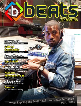 Beats Magazine Mar 2013