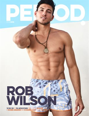 PERIOD Ft. ROB WILSON Cover B