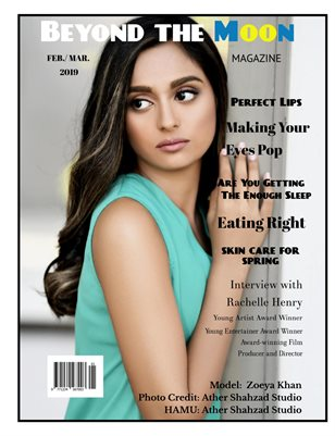 Beyond the Moon Magazine February/March 2019