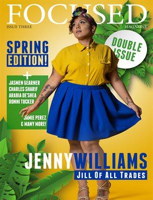 Focused Magazine - Spring 2021