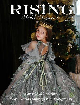 Rising Model Magazine Issue #185