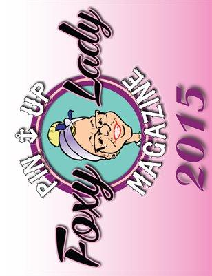 FoxyLady - Calendar 2015