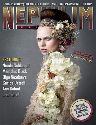 Nephilim Magazine #21 (Cov 2)