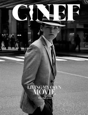Cinef Magazine October 2020 Vol 1.