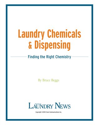 Laundry Chemicals & Dispensing: Finding the Right Chemistry