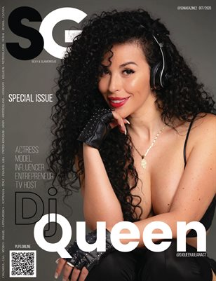 SG Magazine - DJ QUEEN, JULIANA CADENA - OCT/2020 - ISSUE #17