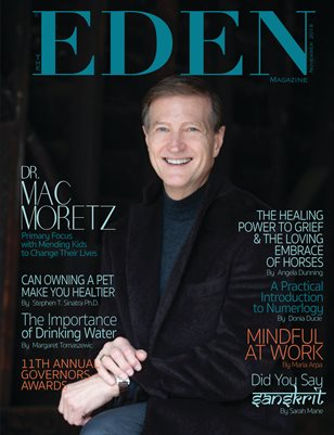 The Eden Magazine November 2019