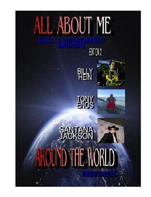 All About ME Around the World Music & Entertainment Magazine Edition 2