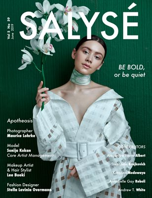 SALYSÉ Magazine | Vol 5 No 59 | JUNE 2019 |