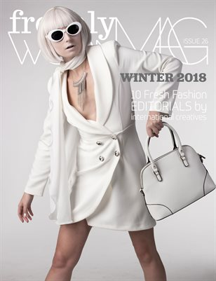 2018 Winter: The WHITE Issue
