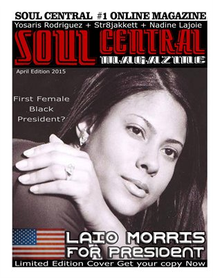 Soul Central Magazine April Special Edition 2015