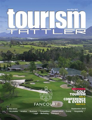 Tourism Tattler September 2015