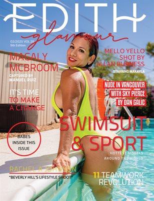 February 2021, Swimsuit &Sport, #26 (b)