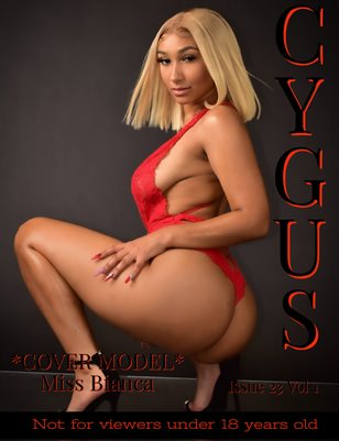 Cygnus issue 23 vol 1