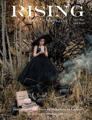 Rising Model Magazine Issue #121