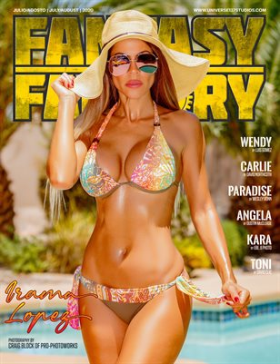 FANTASY FACTORY MAGAZINE JULY-AUGUST 2020