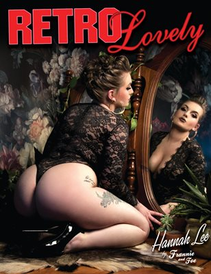 Retro Lovely No.53 – Hannah Lee Cover