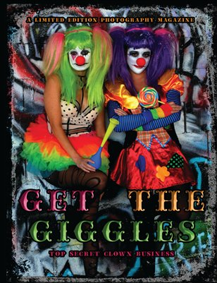 Get The Giggles! Top Secret Clown Business